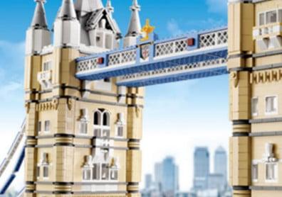 Lego London Bridge