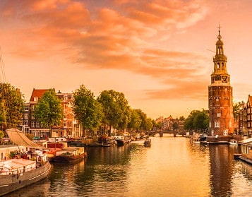 amsterdam foreign pension