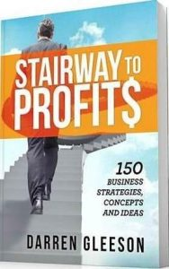 Stairway to profits book
