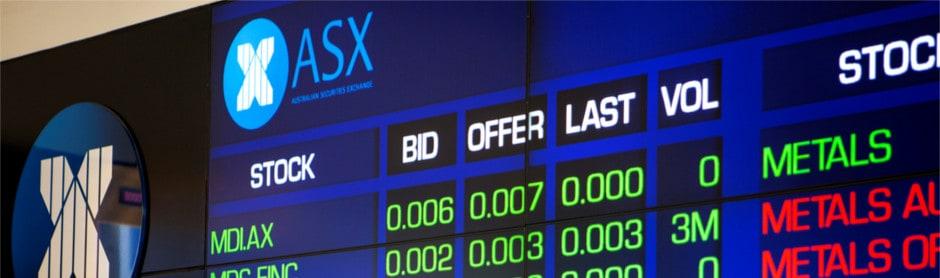 Asx listing