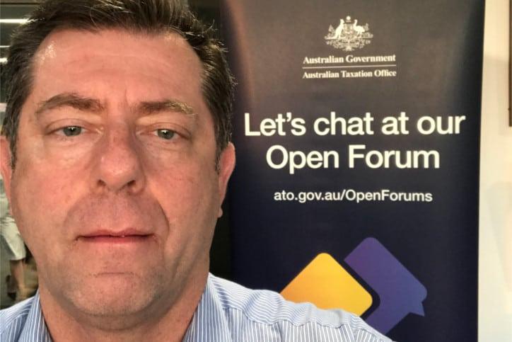 ATO Open Forum.