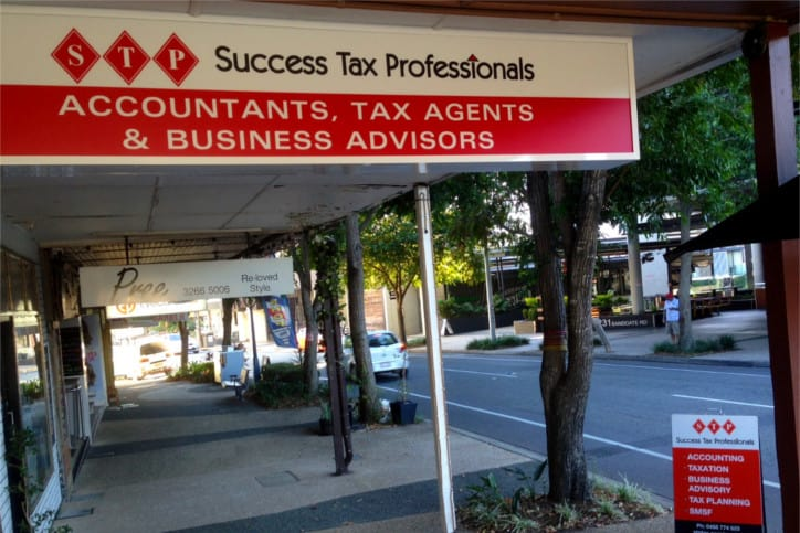 Nundah tax office