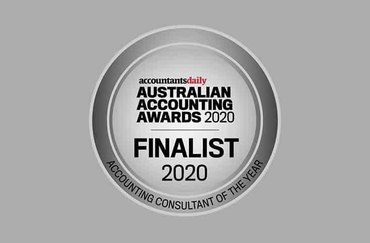 Australian Accounting Awards Finalist 2020