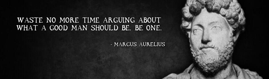 Stoicism Marcus Aurelius