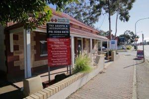 shop front tax practice