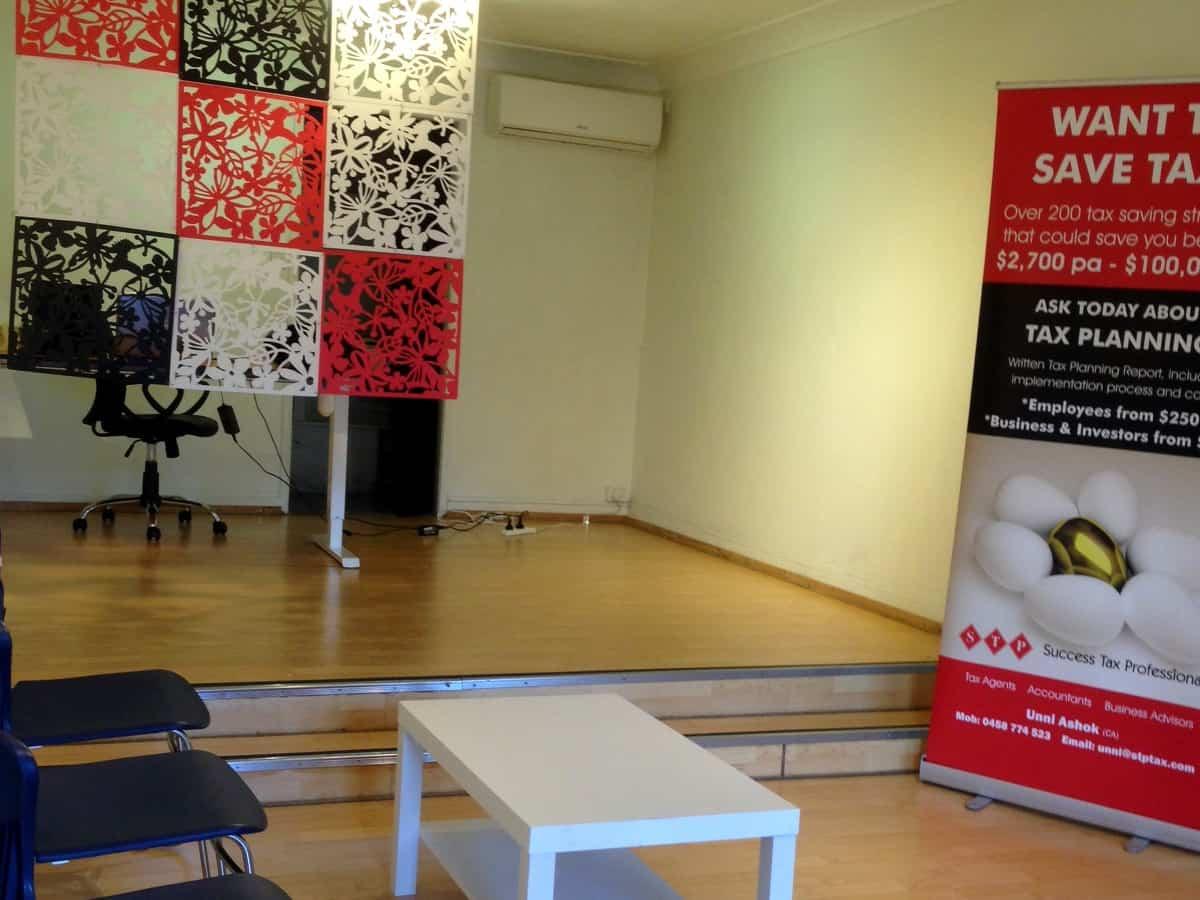 Success Tax Professionals Nundah office interior