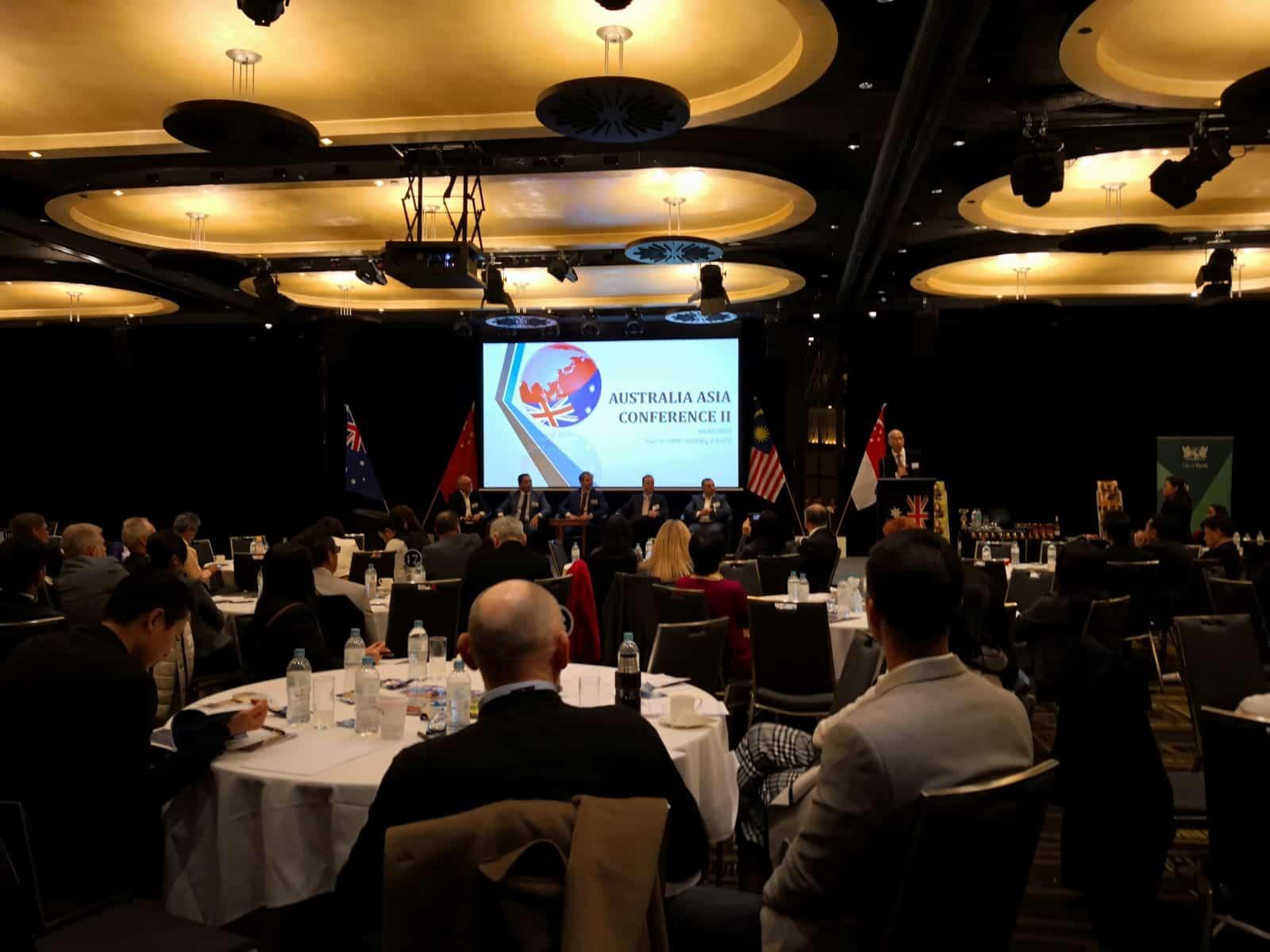 Ausdtralia Asia Exchange Conference