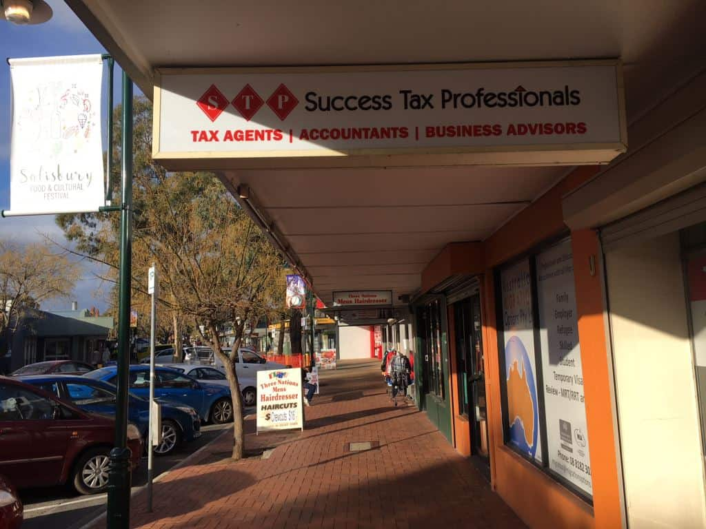 Salisbury Tax Accountant Office