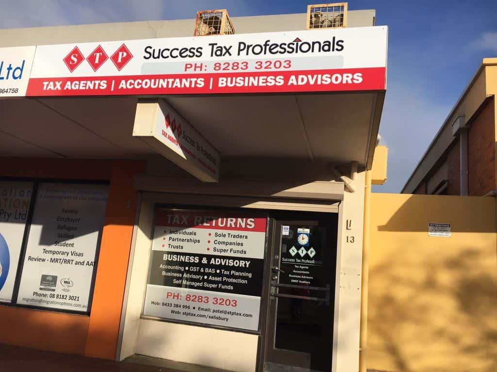 Salisbury Tax Accountant Office