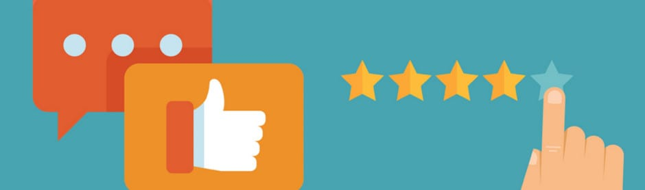 Online customer review