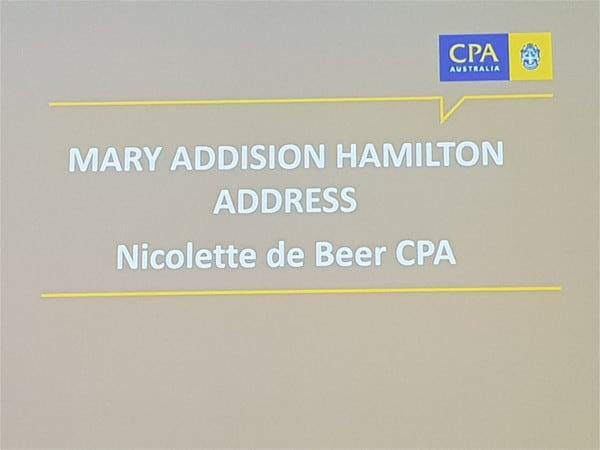Nicolette de Beer CPA