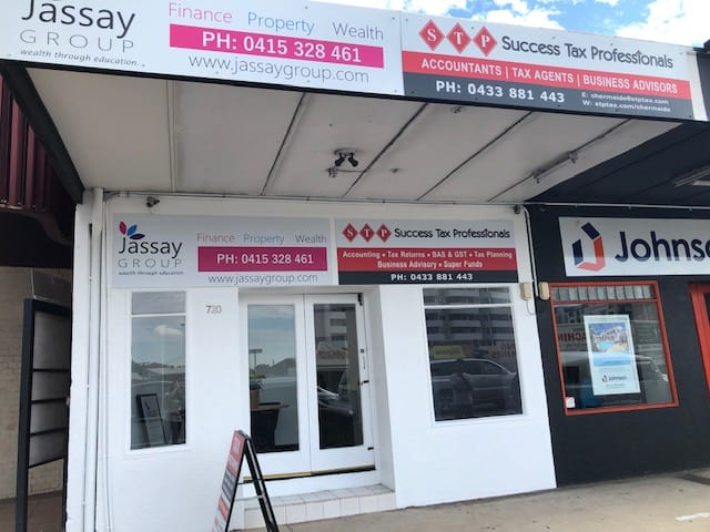 tax accounting office in Chermside