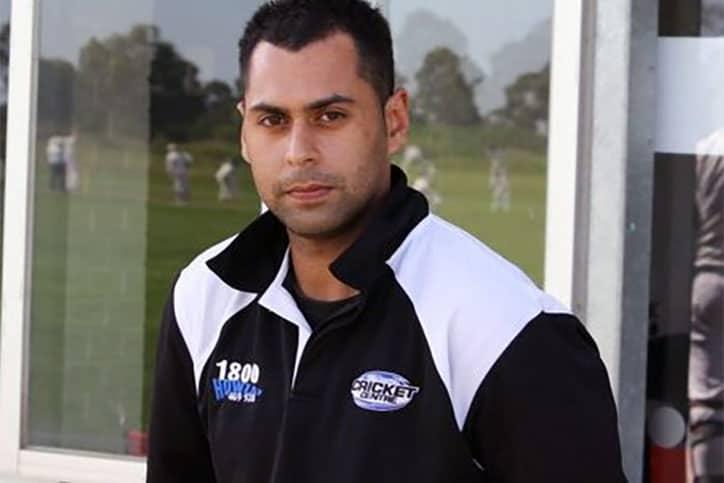 Accounting principal, Muaaz Hashmi