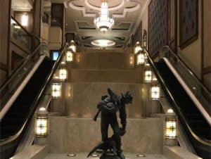 Langham Hotel's Melba