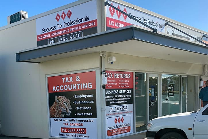 Success Tax Professionals Brassall office