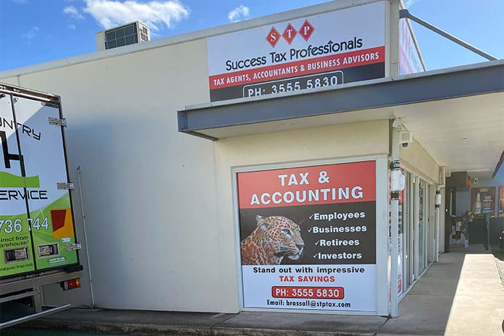 Success Tax Professionals - Brassall office