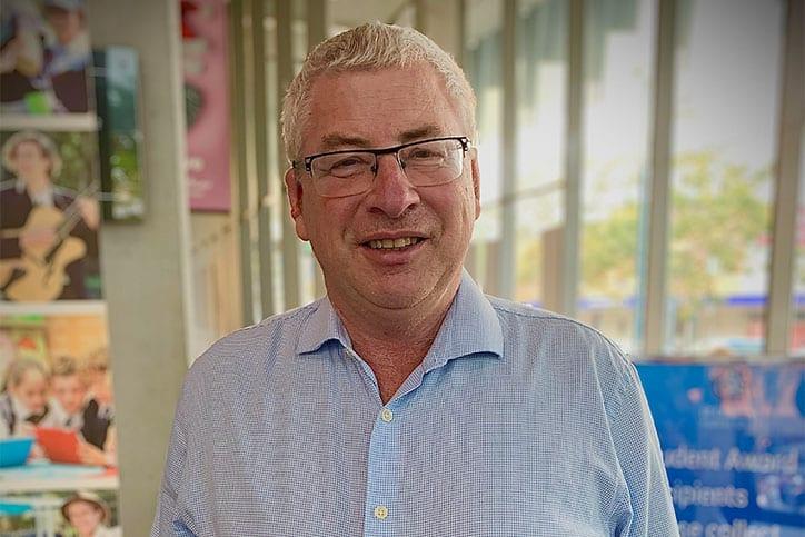 Principal accountant John Clarke