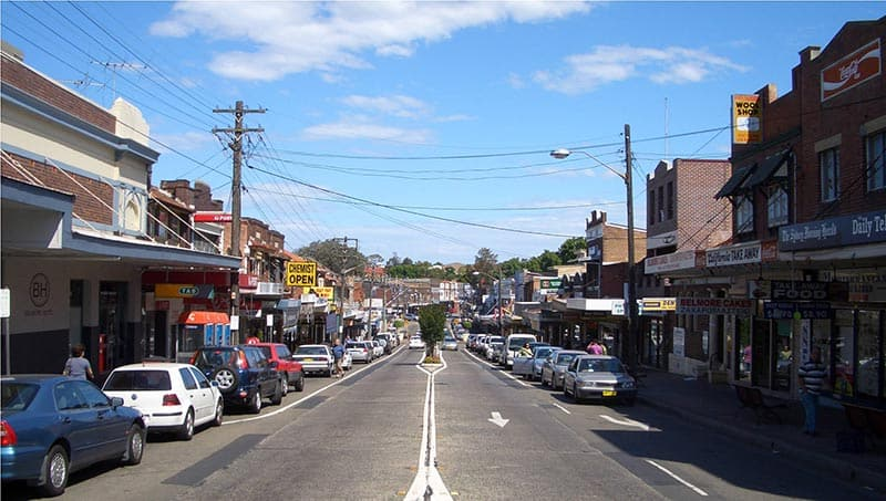 Belmore tax practice for sale