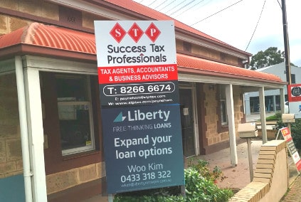 outside tax agent
