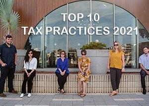 top 10 tax practices