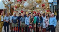 Christmas 2020 Atrium Burswood